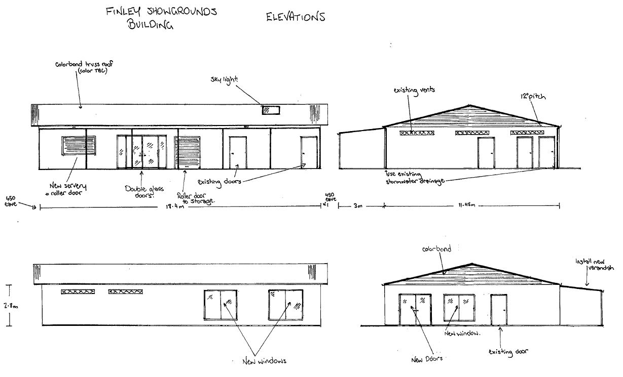 Concept Elevations