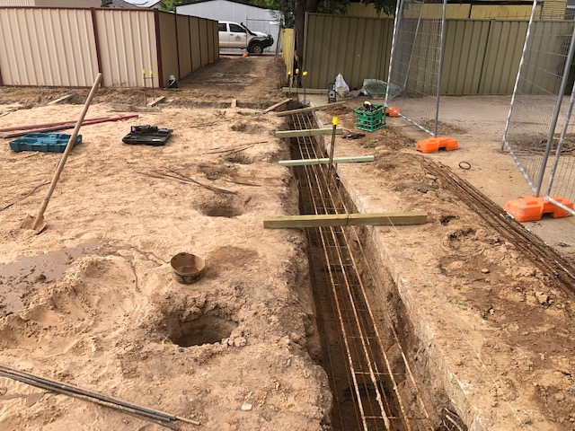 Footings 4