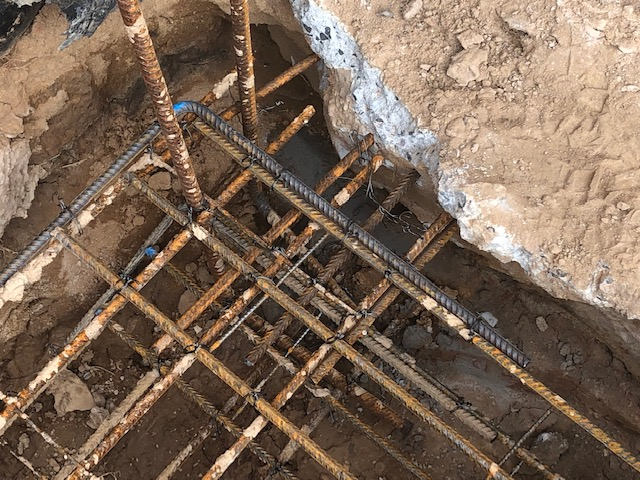 Footings 5