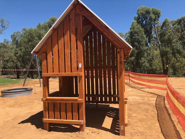 Kinder House Construction 1