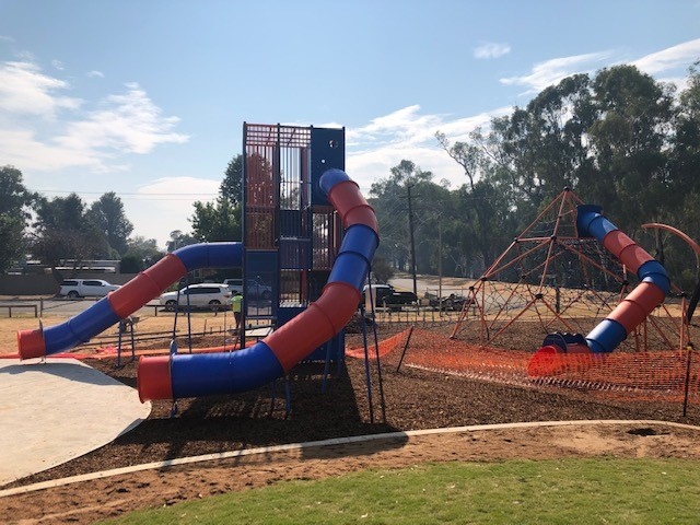 Stage 2 Play Equipment 1