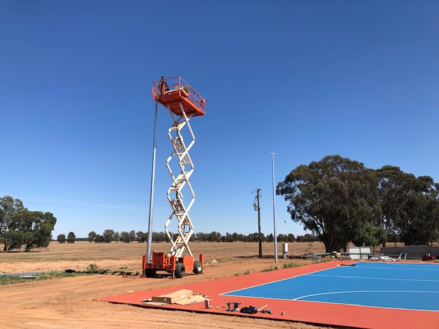 netball court lights 2