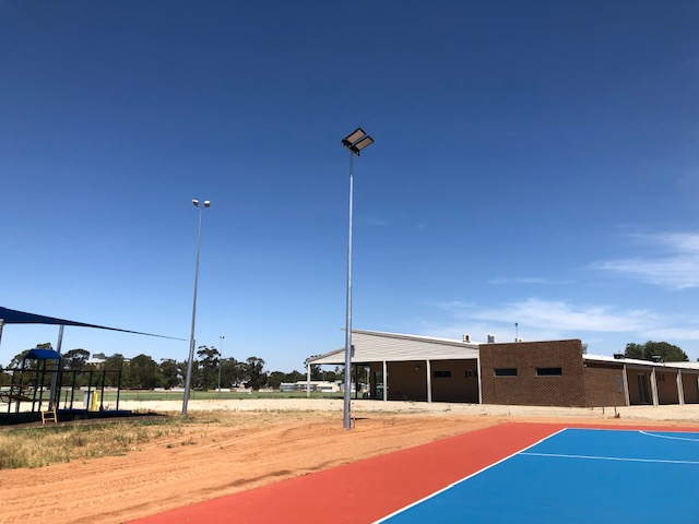 netball court lights 3