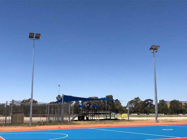 netball court lights 4
