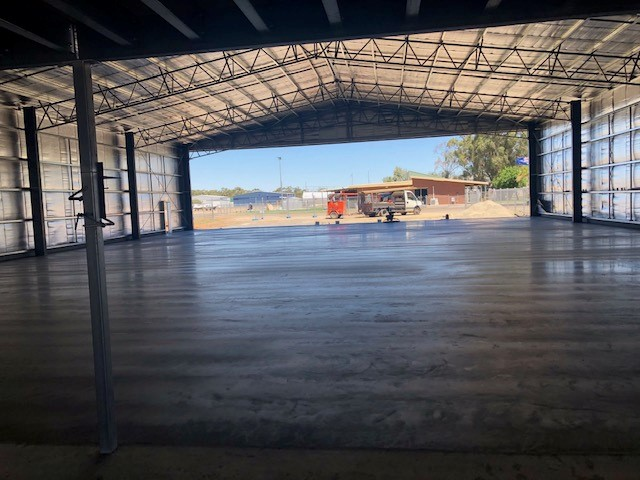 tocumwal-aviation-museum-construction 11