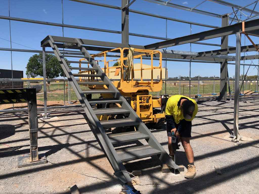 tocumwal-aviation-museum-construction 8