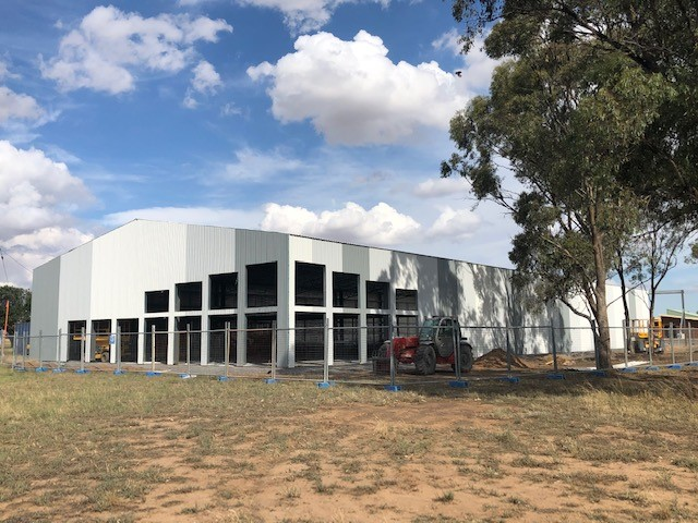 tocumwal-aviation-museum-construction 9